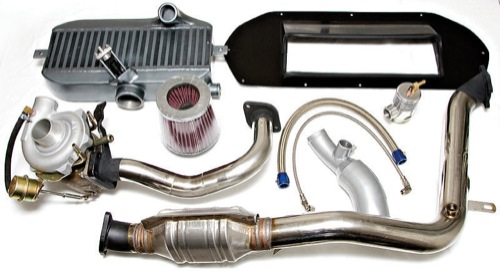 2.5NA turbo kit